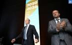 Laurent Marcangeli réélu, sans surprise, président de la CAPA