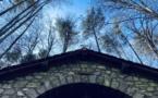 La photo du jour : à Vizzavona, Notre Dame de la Forêt
