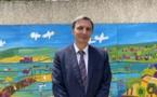 """Christian Mendivé, directeur académique de Haute-Corse : """"Le conseil que je donne aux parents est de remettre leurs enfants à l'école"""""""