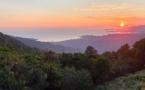 La photo du jour : quand le soleil décline sur Sagone