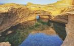 La photo du jour : la grotte du chapeau de Napoléon