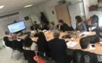 Université de Corse : le projet GOLIAT pour lutter contre les incendies sera lancé le 25 juin