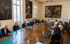 Les préfets de Corse et de Haute-Corse en visite à Calvi