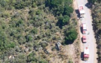 Piana : un véhicule chute d'une quarantaine de mètres dans un ravin. Le conducteur très gravement blessé