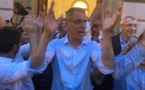 VIDEO - Municipales 2020 à Bastia : Pierre Savelli réélu pour un deuxième mandat
