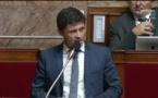 Jean-Félix Acquaviva, député de le 2ème circonscription de Haute-Corse, Vice-président du groupe parlementaire « Libertés et territoires », et président du Comité de massif corse.