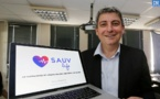 SAUV life, l'application qui sauve des vies, déployée en Corse-du-Sud