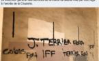 Bastia : Jérôme Terrier, le directeur général des services de la ville, visé par des tags injurieux