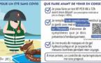 «Un été sans Covid» : responsabiliser les voyageurs avant le départ vers la Corse