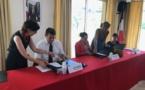 Le SDAV a été acté et signé en préfecture.