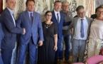 Le consul général du Maroc en visite en Corse-du-Sud