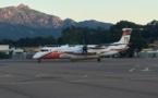 20 à 25 hectares détruits et trois pompiers blessés à Castellu di Rustinu