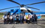 Lancement de la campagne des feux de forêt à Corte : les craintes du préfet de Haute-Corse