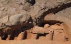 Archéologie : Une nécropole paléochrétienne découverte dans la cathédrale Sant'Appianu à Sagone