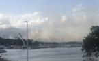 Porto-Vecchio : important feu de casse dans le quartier Poretta