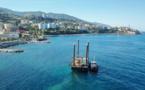 Futur port de Bastia : Des investigations sous-marines pour affiner les trois scénarii