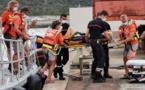Une femme blessée, secourue au large de Saint-Cyprien