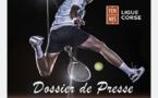 Les championnats de Corse de tennis au centre territorial de Corse à Lucciana