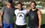 """""""Trio gagnant"""" du Stade Toulousain à la rencontre du CRAB XV Lumiu"""
