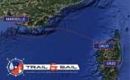 Défi trail & sail :  Marseille-Calvi-GR20 en moins de 80 heures