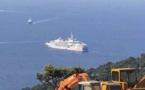 Pollution : Le maire de Sartène porte plainte contre les navires qui souillent les rivages