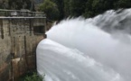 Lancement des travaux au barrage de l'Alisgiani : Une ouverture de vanne pour une cure de jouvence