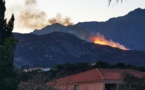 Plusieurs départs de feu en Balagne