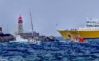 SNSM de Bastia : sauvetage spectaculaire sous le remparts de la Citadelle