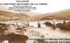 """""""De l'histoire militaire de la Corse """" au conseil général 2B"""
