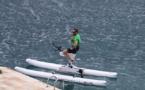 Le champion de MMA Conor McGregor à Calvi pour relever un défi de la Fondation Charlène de Monaco en Water-Bike
