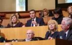 Visite présidentielle : Per l'Avvene dénonce « l'attitude peu responsable » de Femu a Corsica
