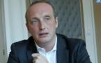 """Laurent Marcangeli candidat à la présidence de l'Exécutif de Corse : """"il est urgent d'entamer une alternative, une alternance"""""""