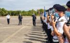 BA 126 Ventiseri-Solenzara : prises de commandement  et nouvelle tour de contrôle