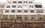 """Bastia : incendie au 2e étage de l'ancien hôtel """"Ile de Beauté"""""""