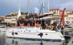 Calvi ouvre ses bras à la 4ème Traversée Solidaire Corse