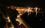 La photo du jour : Bastia by night