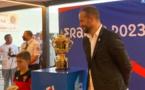 La Coupe du monde de rugby a fait escale en Corse