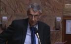 Michel Castellani, député de la 1ère circonscription de Haute-Corse et membre du groupe parlementaire Libertés & Territoires.