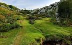 La photo du jour : superbe plateau du Coscione