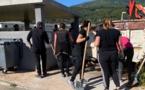 """Tocc'à Voi : """"Quand Les habitants des jardins de Borgo nettoient leurs locaux à poubelles"""""""