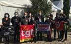 La CGT s'invite au Congrès de l'ANEM pour dénoncer la fermeture des services publics