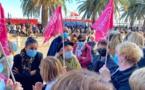 L'hommage de Bastia à Samuel Paty