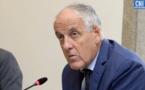 Le préfet de Corse Pascal Lelarge ©Michel Luccioni