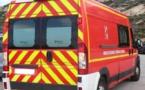Accident de la route : trois blessés dont une mère et son enfant à Ajaccio