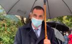 """Covid-19. Gilles Simeoni : """" la situation sanitaire risque de se dégrader dans les semaines à venir """""""