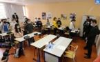 Hommage à Samuel Paty : la rectrice de Corse au collège Arthur-Giovoni à Ajaccio