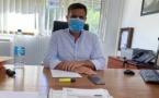 Malgré sa remise en question, la mise en place du protocole sanitaire au lycée du Fangu est applicable, selon Jean-Martin Mondoloni
