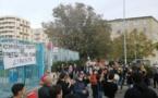 A Bastia les commerçants continuent de manifester