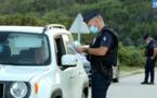 Covid-19: pas de relâchement, les contrôles se poursuivent en Corse