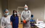 Le Cabinet Médical Avancé anti-covid a rouvert ses portes à Bastia